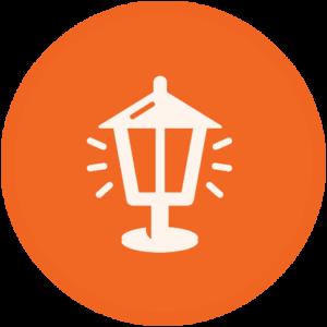 lighting service icon