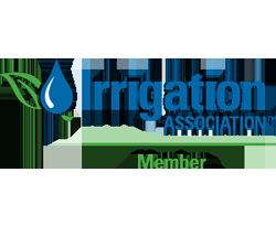 irrigation association member badge